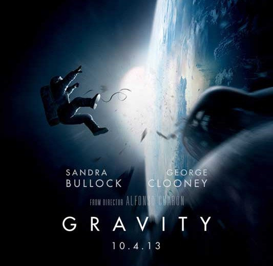 """Gravity"" pulls viewers in and leaves them gasping (computer art)"