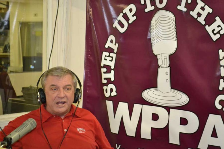 Former dean co-hosts radio show