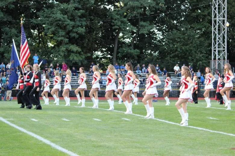PAHS majorettes fight for quality points (photo gallery)