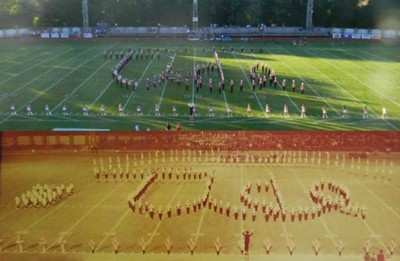 Script Tide and Alumni Band celebrate years of success (photo)