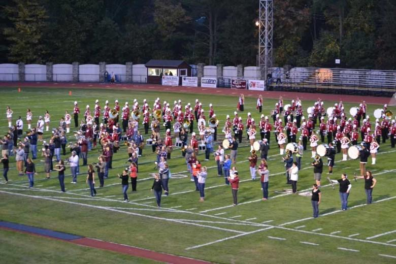 Script Tide and Alumni Band celebrate years of success (photo gallery)