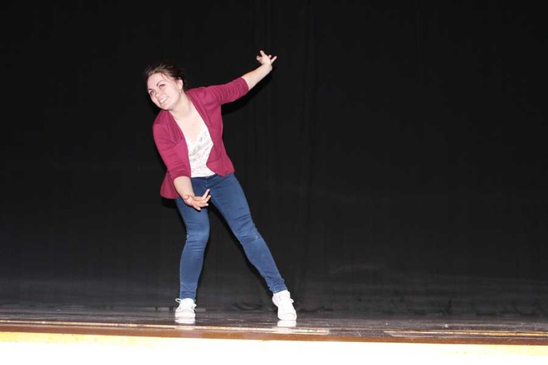 Junior drama member excels in Shakespeare Competition (photo)