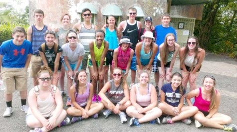 Spanish Club takes summer trip to Puerto Rico
