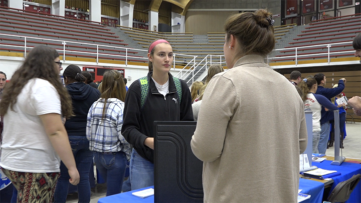 Annual college fair provides unique opportunity for county students