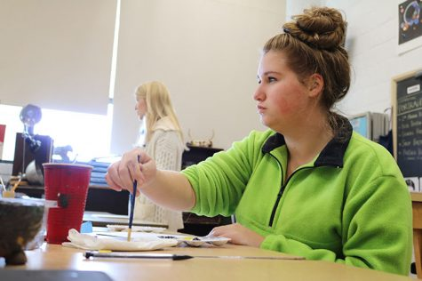 How students cope with stress (photo)