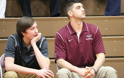 PAHS alumnus returns to coach boys' basketball teams (photo)
