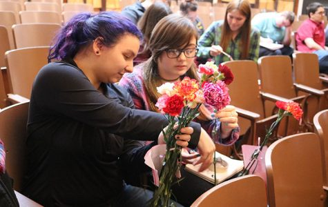 AID holds annual Valentine's gram sale (photo)