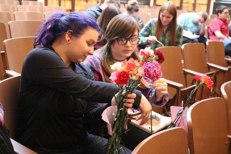 AID holds annual Valentine's gram sale (photo)