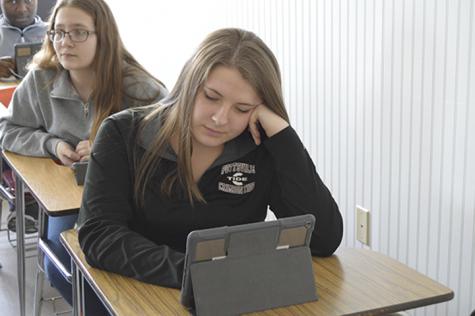 Mock interviews prepare students for future (photo)