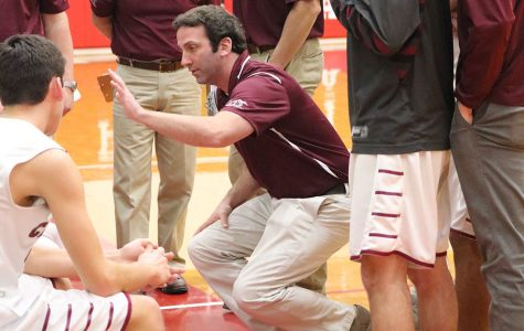 Coach Mullaney hits milestone (photo)