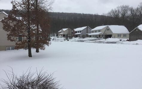 Snowstorm Stella attacks Pottsville streets (photo essay)