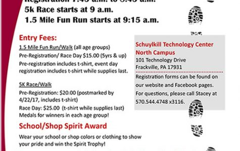 STC North campus hosts 5k race (image)