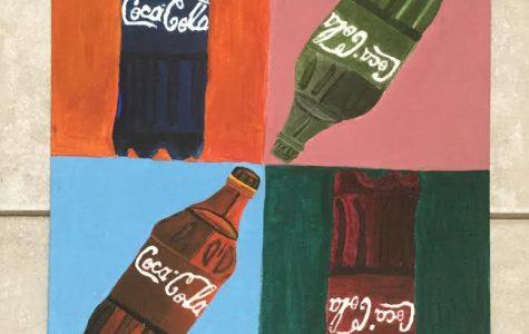 Coke Pop Art