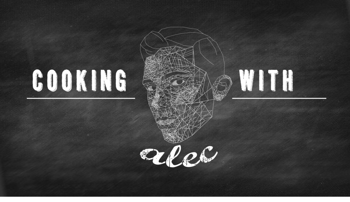 Cooking With Alec – Episode One