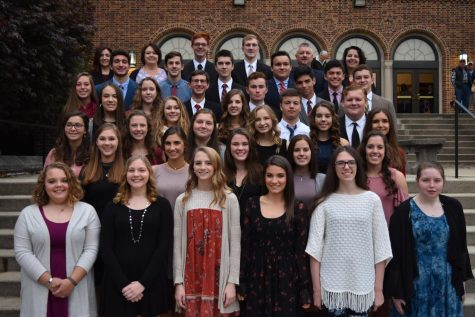 A look at the 2017-2018 National Honor Society inductees