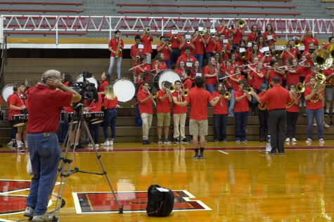 WBRE Morning Pep Rally