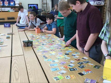 Lengel students enjoy first marking period PBIS rewards