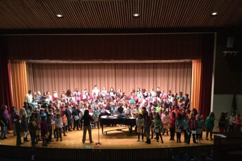 DHHL choirs prepare for holiday concert