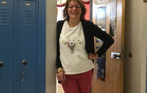 Teacher Tales: Mrs. Holobetz