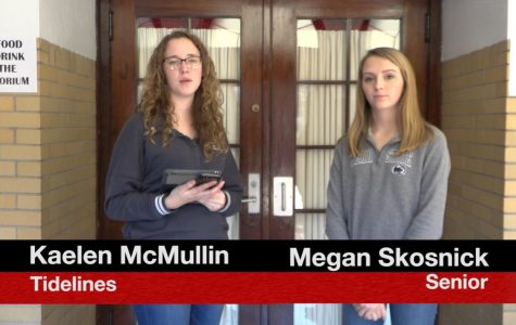 60 Seconds with Megan Skosnick