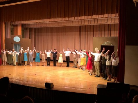 "Lengel Drama Club stuns with ""Crazy for You"""