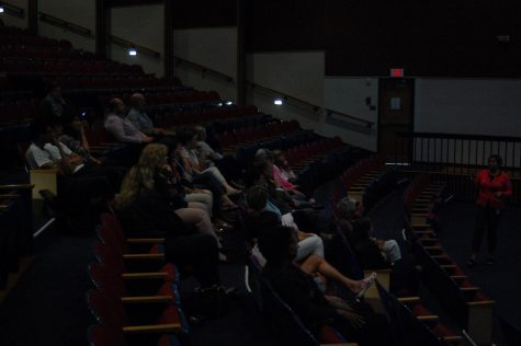 Parents Attend Caron Organization's Presentation on Substance Abuse