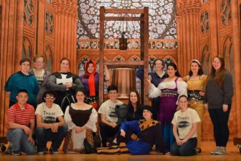 Drama Club Travels to New Hope for a Festival