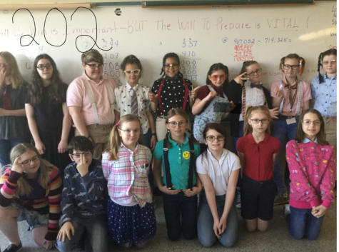 "Lengel choirs go ""Back to the 80s"""
