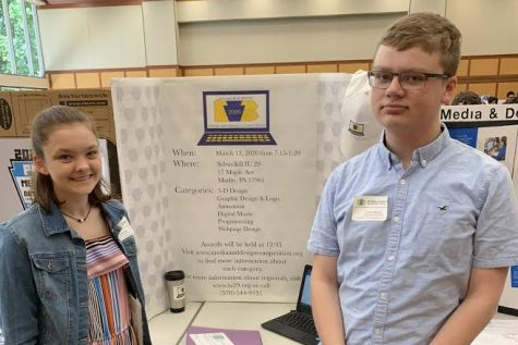 Students Show Off Technology Skills in PA Media Design Competition