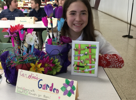 5th graders participate in annual trade fair