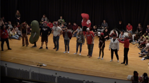 Pep Rally Dance-Off