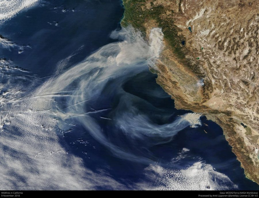 Wildfires Continue to Spread Across California