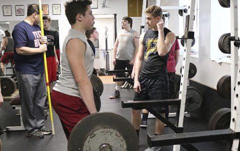 Athletes put in work during their offseason (photo)