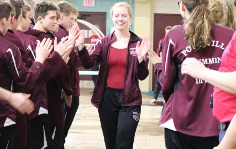 Swim team successful at districts and states (photo)