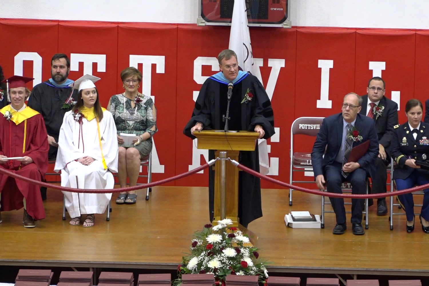 84th Commencement at Pottsville Area High School