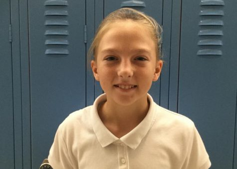 Student Spotlight: Aubrey Scanlan
