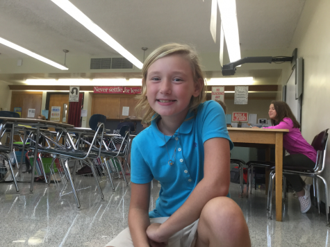 Student Spotlight: Racine Heayn