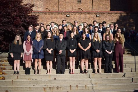 Meet the 2018-2019 National Honor Society Inductees