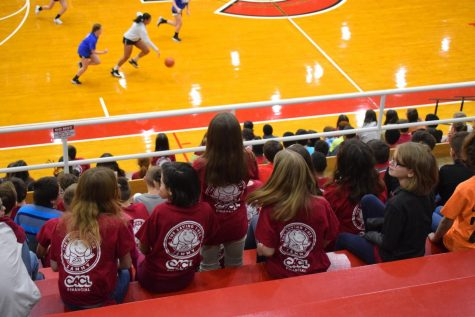 PBIS Hosts Basketball and Swimming Event