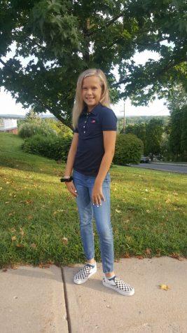 Student Spotlight: Kali Grochowski