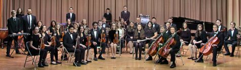 Gabriel Youth Orchestra is in Treble(Clef)